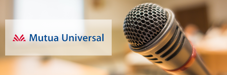 Post. Entrevista Mutua Universal